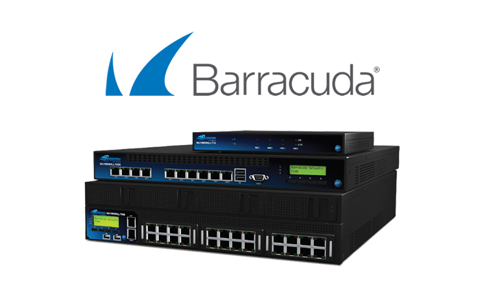 Barracuda Firewalls and email security Edmonton