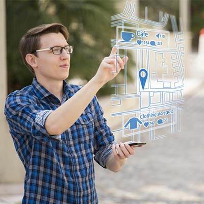 Netcotech IT Solutions Company |Augmented Reality is